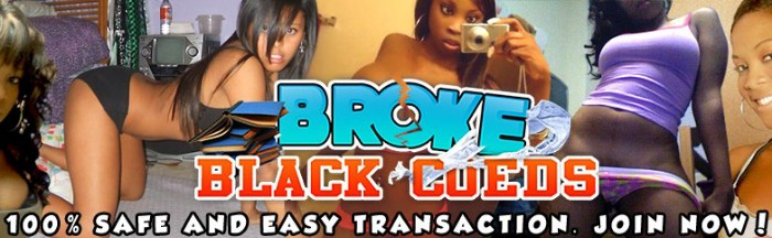 enter Broke Black Coeds members area here
